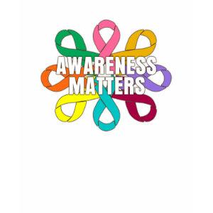 Ribbon of Cancer Awareness - Awareness Matters shirt