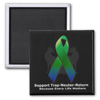 Ribbon of hope magnet