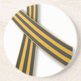 Ribbon of Saint George Drink Coaster