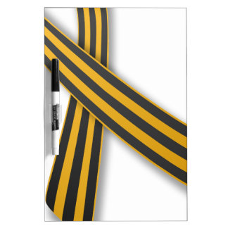 Ribbon of Saint George Dry-Erase Whiteboards
