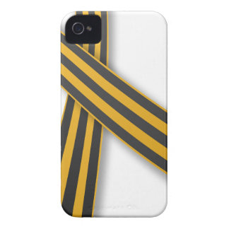 Ribbon of Saint George iPhone 4 Case-Mate Case