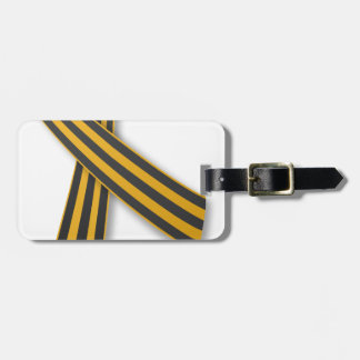 Ribbon of Saint George Luggage Tag