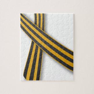 Ribbon of Saint George Puzzle