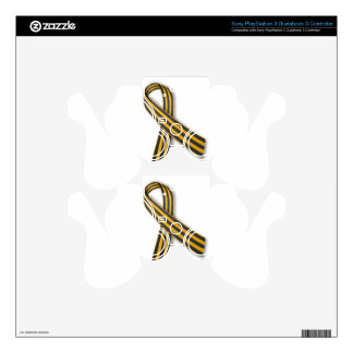 Ribbon of Saint George PS3 Controller Decal