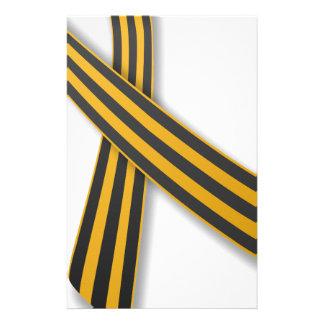 Ribbon of Saint George Stationery