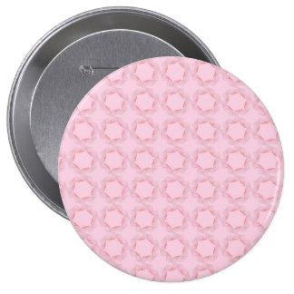 ribbon pattern 4 inch round button