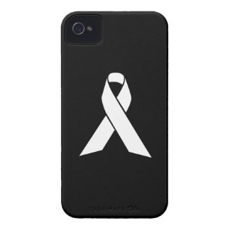 Ribbon Pictogram iPhone 4 Case