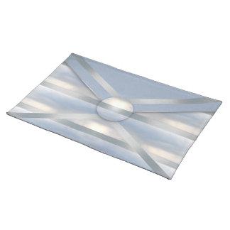 Ribbon Pillow Envelope Placemats