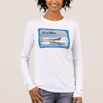 Ribbon Seal On Ice Long Sleeve T-Shirt