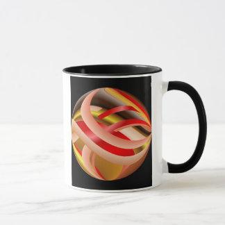 Ribbon Sphere Mug