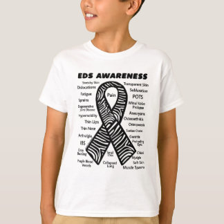 Ribbon/Symptoms...EDS T-Shirt