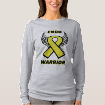 Ribbon/Wings...Endometriosis T-Shirt