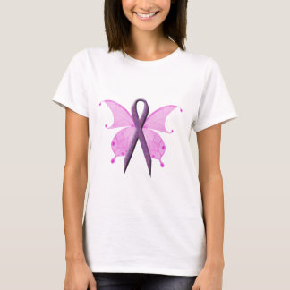 Ribbon with wings T-Shirt