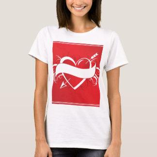 Ribboned Heart T-Shirt