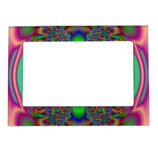 Ribbons and Bows Magnetic Frame