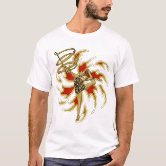 Ribbons flames T-Shirt