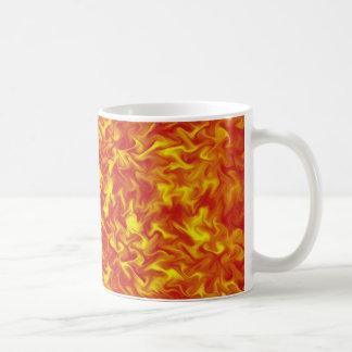 Ribbons of Fire Mug