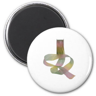 RibbonSpool080509 2 Inch Round Magnet