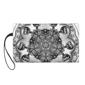 Ribcaged Dark Gothic purse