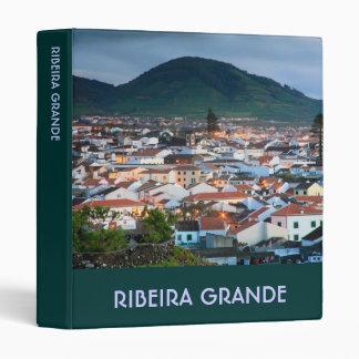Ribeira Grande - Azores Binder