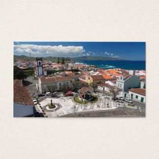 Ribeira Grande, Azores Business Card