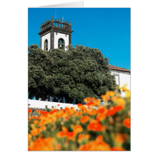 Ribeira Grande, Azores Greeting Card