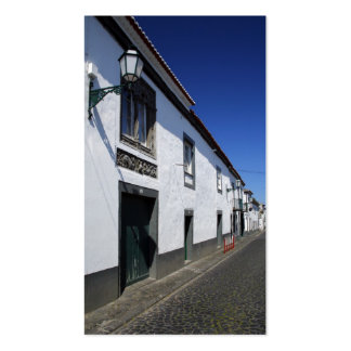 Ribeira Grande - Azores Double-Sided Standard Business Cards (Pack Of 100)