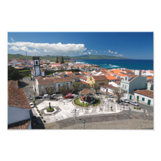 Ribeira Grande, Azores Photo Print