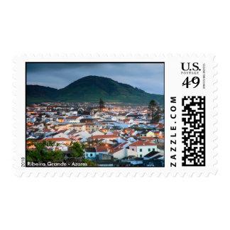 Ribeira Grande - Azores Postage