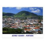 Ribeira grande, Azores Postal