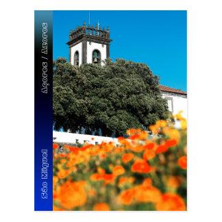 Ribeira Grande, Azores Postcard