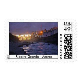Ribeira Grande Stamp