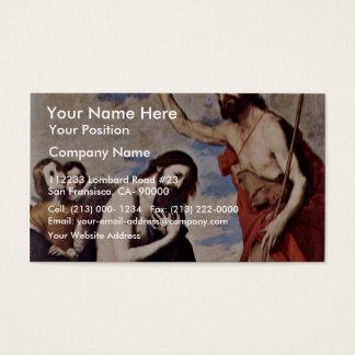 Ribera José Business Card