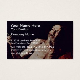 Ribera José De Business Card