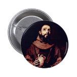 Ribera José De Pinback Buttons
