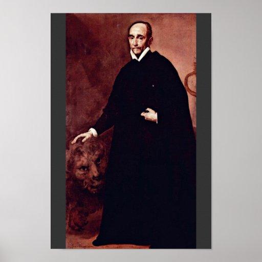 Ribera José Poster