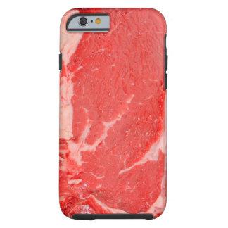 Ribeye Steak uncooked Tough iPhone 6 Case