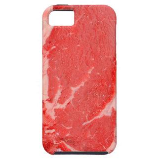 Ribeye Steak uncooked iPhone 5 Cases