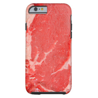 Ribeye Steak uncooked Tough iPhone 6 Case