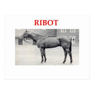 ribot postcard