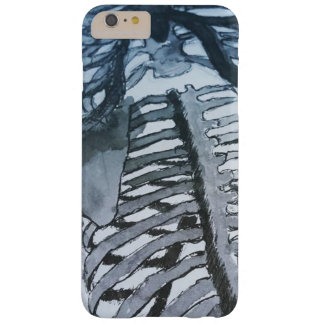 Ribs in Ink Barely There iPhone 6 Plus Case