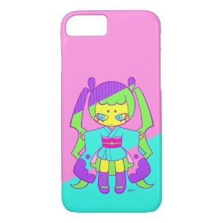 Rica girls A - A child Case-Mate iPhone Case