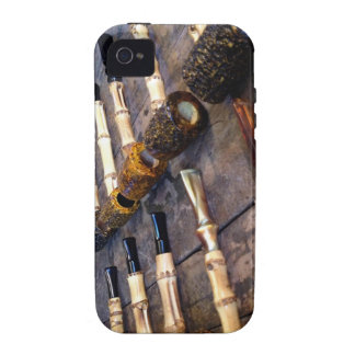 "Riccardo Santia ""Ultimate"" Corn Cob Pipe Case Case For The iPhone 4"