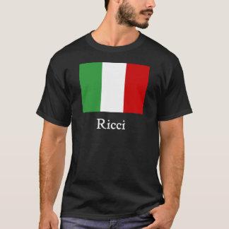 Ricci Italian Flag T-Shirt