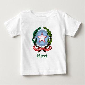 Ricci Italian National Seal Baby T-Shirt