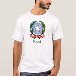 Ricci Italian National Seal T-Shirt