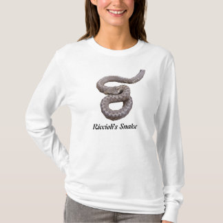 Riccioli's Snake Ladies AA Hoody