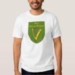 Rice 1798 Flag Shield T-Shirt