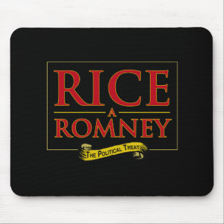 RICE-A-ROMNEY LABEL 2012.png Mousepad