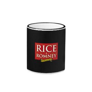 RICE-A-ROMNEY LABEL.png Ringer Coffee Mug